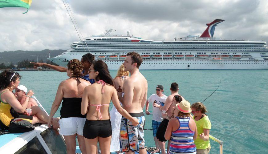 cruising Cqatamaran Falmouth Jamaica