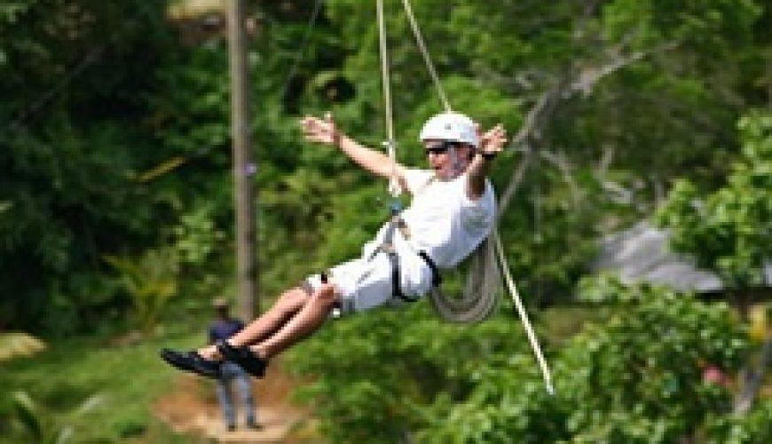 falmouth jamaica zipline Tours