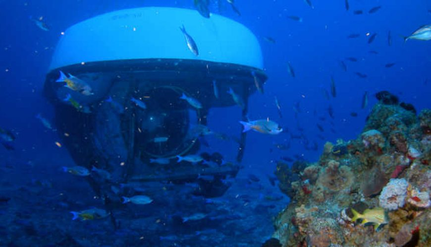 Cozumel shore Excursions mini submarine