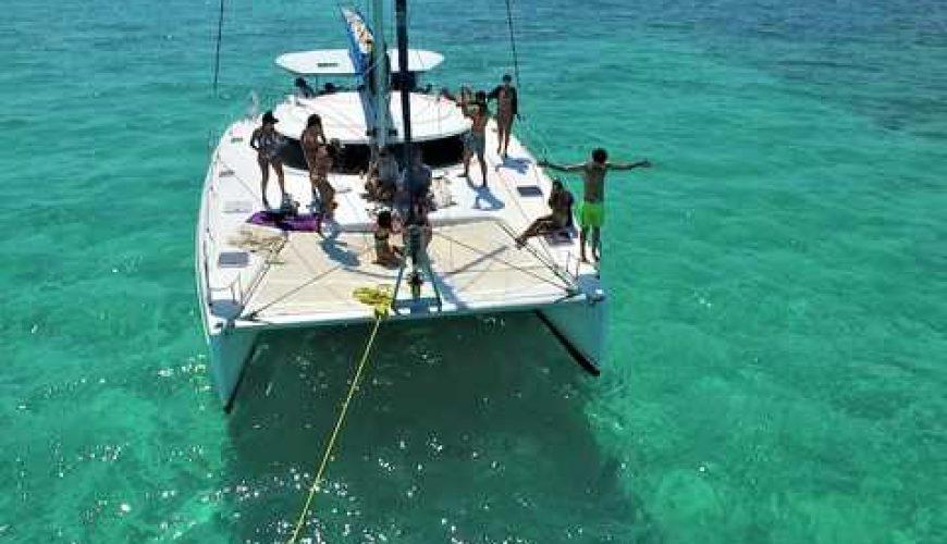cozumel Catamaran snorkel